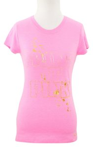 Victoria's Secret Metallic T Shirt