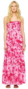 Pink Tie Dye Maxi Dress by Michael Kors