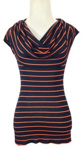 Bailey 44 Drapeneck T Shirt striped