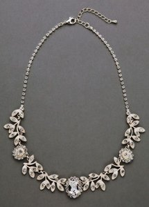 Oleg Cassini Beautiful Vine Necklace