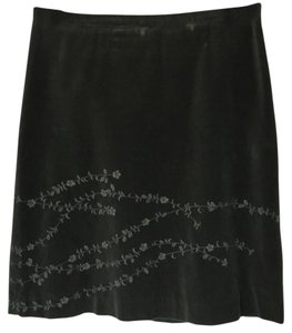 J.Crew Skirt Dark Green
