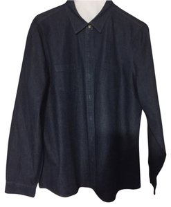 The Limited Button Down Shirt Blue