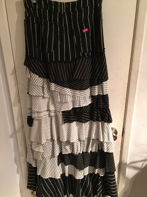 Black And White Maxi Dress by Miss Sixty