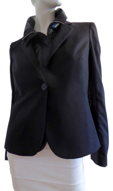 Preload https://item5.tradesy.com/images/brunello-cucinelli-black-wool-and-cashmere-pieces-size-8-m-1285674-0-0.jpg?width=400&height=650