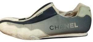 Chanel light beige with black Athletic