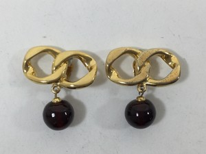 Chanel Chanel Gold Earrings