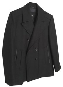 Mens; Hugo Boss Peacoat (size 42R) Pea Coat