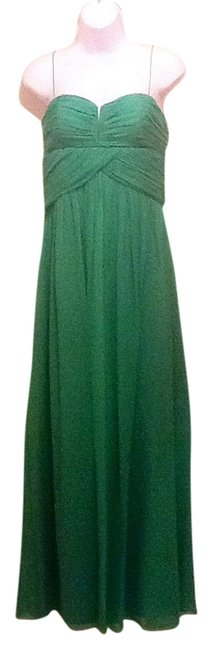 Preload https://item5.tradesy.com/images/house-of-dereon-green-silk-chiffon-gown-long-cocktail-dress-size-6-s-1285804-0-0.jpg?width=400&height=650
