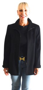 Akris Cashmere Soft Black Jacket