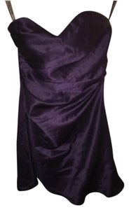 Alfred Angelo Bridesmaid Satin Dress