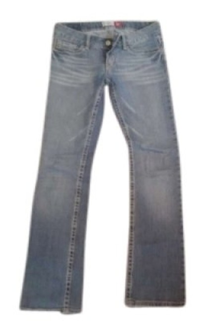 Preload https://item5.tradesy.com/images/aeropostale-medium-blue-wash-boot-cut-jeans-size-29-6-m-128584-0-0.jpg?width=400&height=650