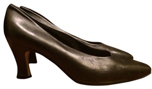 Bandolino Leather 8 Black Pumps