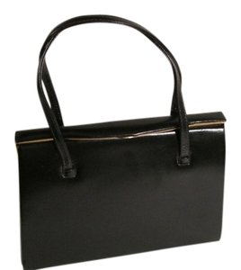 Higbee's Satchel in Black