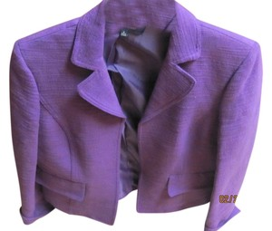 Evan Picone purple Blazer
