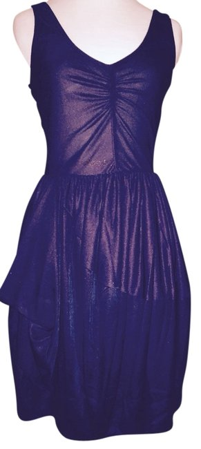 Marc by Marc Jacobs short dress Ink Blue on Tradesy