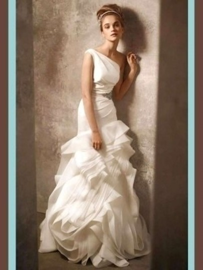 Preload https://img-static.tradesy.com/item/128600/ivory-organza-one-shoulder-structured-fit-and-flare-gown-style-vw351010-wedding-dress-size-4-s-0-0-540-540.jpg