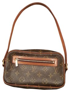 Louis Vuitton Clutch Cite Cite Shoulder Bag