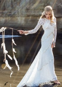 Rue De Seine Nova Wedding Dress
