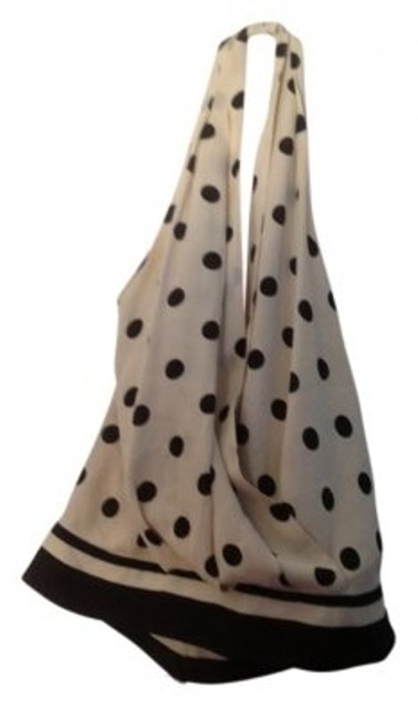 Preload https://img-static.tradesy.com/item/12863/the-limited-black-and-cream-unique-polka-halter-top-size-6-s-0-0-650-650.jpg