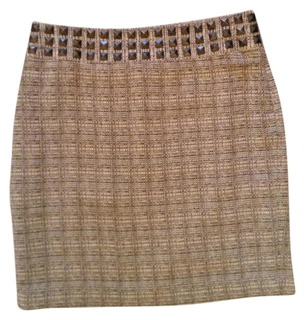 The Limited Mini Skirt Beige/brown