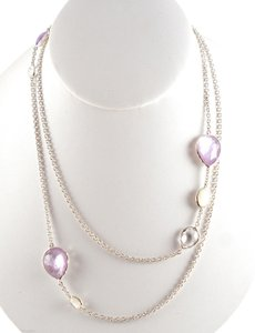 Ippolita IPPOLITA Silver Long Mother of Pearl Lilac 33