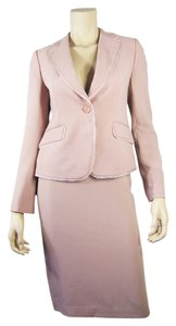 Clamont Details about CLAMONT Paris Womens Polyester Blazer Dress Skirt Suits Pale Pink Size 55/S