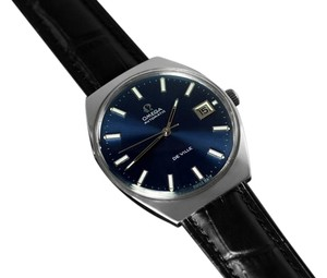 Omega 1970's Omega De Ville Vintage Mens Automatic Classic Retro Watch - Stainless Steel