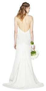 Nicole Miller Bridal Silk Beaded Dress