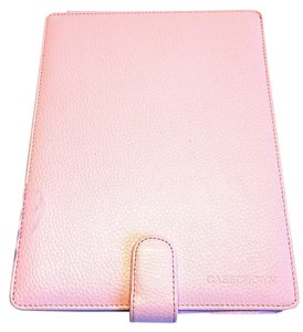 Other Pink Leather IPAD Case by CASECROWN [ Roxanne Anjou Closet ]