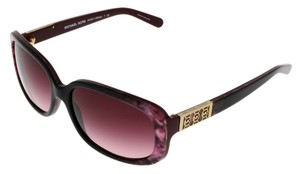 Michael Kors Michael Kors Purple Rectangular Sunglasses
