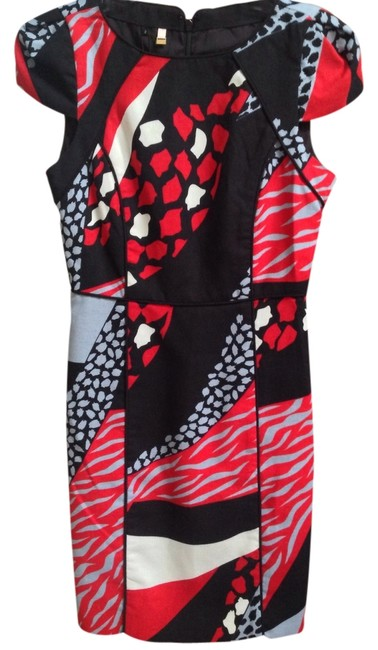 Preload https://item3.tradesy.com/images/4collective-blackredmulti-crepe-printed-cap-sleeve-knee-length-workoffice-dress-size-2-xs-1286507-0-0.jpg?width=400&height=650