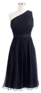 J.Crew One Bridesmaid Prom Blue Dress