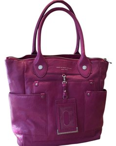 Marc by Marc Jacobs Tote in Plum