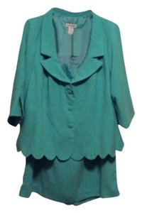 Jessica London Skirt Suit Size 20 Skirt Mint
