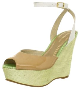 Juicy Couture Beige Dafne Sandals