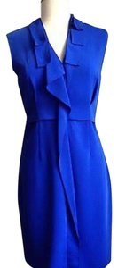 Tahari Sheath Belted Dress