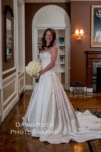 Dennis Basso Dennis Basso For Kleinfeld Wedding Dress