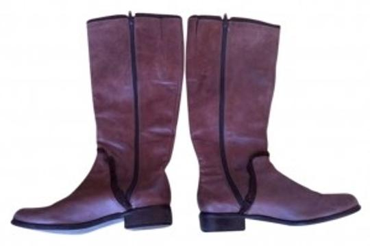 Preload https://item3.tradesy.com/images/brown-bootsbooties-size-us-75-128667-0-0.jpg?width=440&height=440