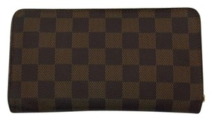 Louis Vuitton Damier Ebene Zippy Wallet LVAV45 176480
