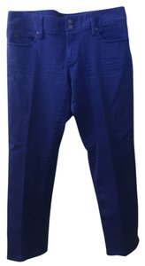 Lilly Pulitzer Straight Pants Royal Blue