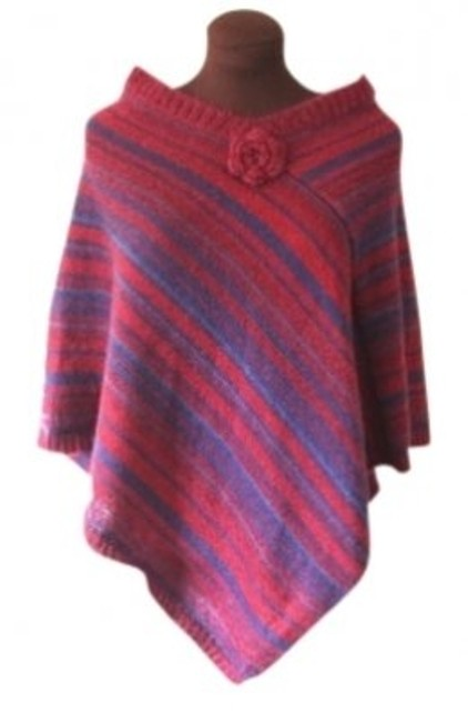 Preload https://item5.tradesy.com/images/max-studio-burgundy-purple-wrap-capelet-shawl-ponchocape-size-os-one-size-128679-0-0.jpg?width=400&height=650