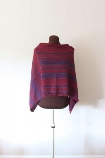 Max Studio Wrap Capelet Shawl Cape