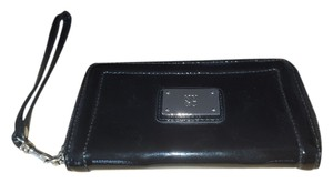 New York & Company Black Clutch