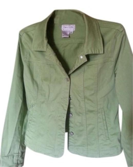 Preload https://item5.tradesy.com/images/live-a-little-pistachio-with-silver-buttons-spring-jacket-size-10-m-128689-0-0.jpg?width=400&height=650