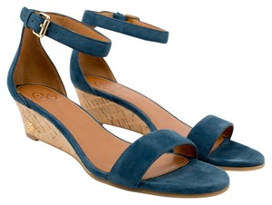 Tory Burch 12148542 Newport Navy Sandals