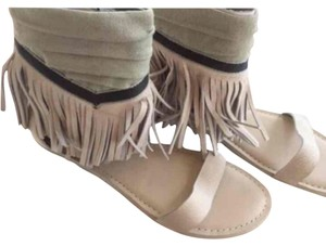Koolaburra Cream Sandals