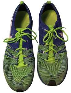 Nike Neon green/blue Athletic