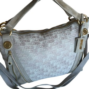 Just Cavalli Tote in Beige