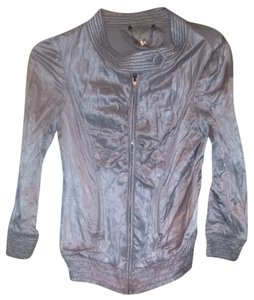Miss Sixty Silver Jacket