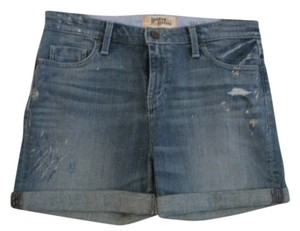 Holding Horses Cuffed Shorts Denim
